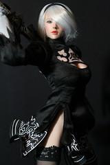 Super Duck's Nier Automata Yorha (kengofett) Tags: 16 female figure superduck nier automata phicen