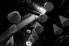 Round incense sticks under temple ceiling (S. Ken) Tags: incense sticks round hcmc a7riii a7r3 sony sel1635z ceiling vietnam blackandwhite temple bathienhautemple chinatown monochrome variotessart*fe1635mmf4zaoss f80 寺 ホーチミン サイゴン 線香 ぐるぐる space variotessartfe41635 e general carlzeiss 白黒 ぐるぐる線香