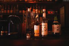 バー 越谷 マティーニ | Bar Koshigaya Martini (Iyhon Chiu) Tags: 越谷 マティーニ bar koshigaya martini japan 2017 バー 酒吧 日本 bottle 琦玉県 蒲生 whiskey whisky 白州
