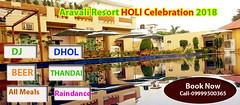 Resorts Near DELHI NCR - Holi Celebration packages 2018 (resortsneardelhincr41) Tags: holicelebrationpackages holi packages dj dhol weekend holidays package
