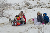 Small Hill, Big Sledding Thrill (aaronrhawkins) Tags: sled tube sledding snow snowstorm winter sport slide friends teenagers girls slippery canyoncrest school playground hill downhill fun happy yell scream laugh kellie jessica aaronhawkins provo utah