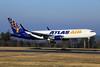 Atlas Air  Boeing 767-375(ER) N649GT (widebodies) Tags: frankfurt hahn hhn edfh widebody widebodies plane aircraft flughafen airport flugzeug flugzeugbilder atlas air boeing 767375er n649gt