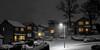 Chester Close, still snowing (julesjacks15023) Tags: jinx new inn pontypool snow snowing night