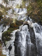 La grande cascade de Tendon1803051331 (opa guy) Tags: continentsetpays europe france grandest lorraine vosges grandecascadedetendon