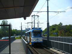 Ostrava tram No. 993 (johnzebedee) Tags: tram transport publictransport vehicle ostrava czechrepublic johnzebedee tatra tatrat3