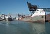 Michipicoten at Sault Ste. Marie Ontario Steel Mill (KRFoto) Tags: ship lakefreighter michipicoten transportation upperpeninsula saginaw saultstemarie jameslkuber michigan