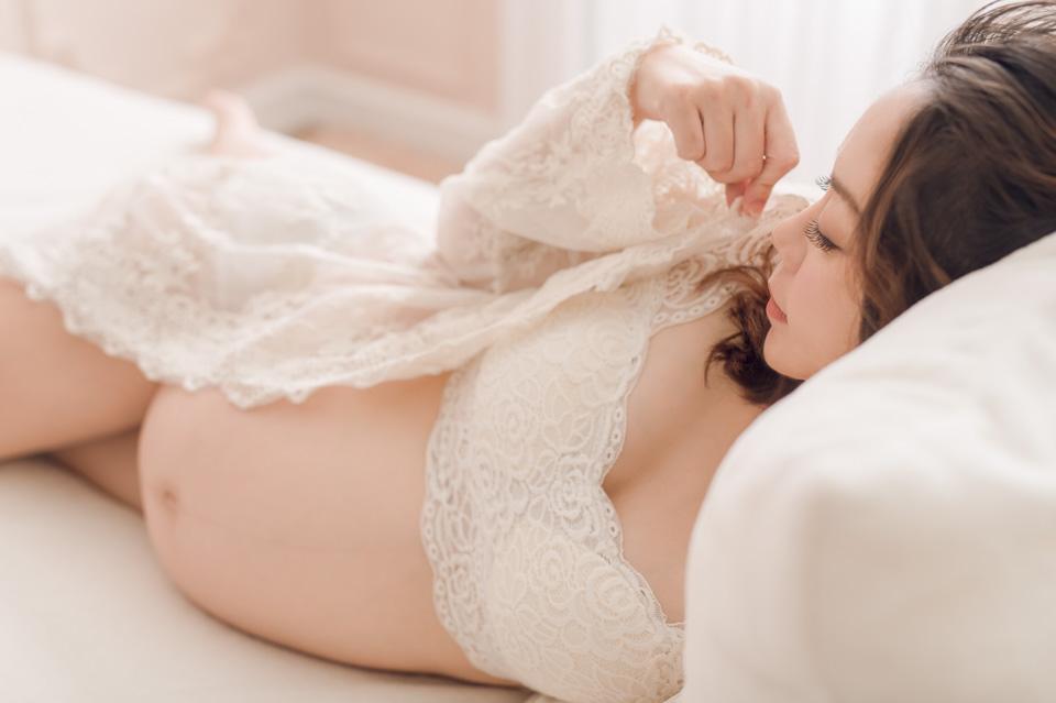 推薦 台南孕婦寫真 浪漫溫馨風格 006