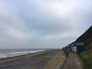 Happiness Is.....The Walk To The Beach Hut