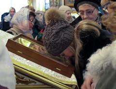 Праздник Крещения Господня в Павлино
