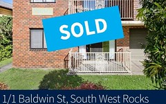 1/1 Baldwin Street, South West Rocks NSW