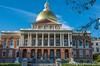 Massachusetts State Capitol building (keithhull) Tags: massachusettsstatehouse massachusettsstatecapitol boston beaconhill massachusetts unitedstates historic 2017