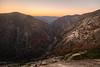 Niebla en el rio (Fran Nieto) Tags: capela acoruña españa puesta puestadesol niebla rio otoño otoñada acantilado montaña