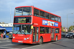 Arriva London VLA51 LJ53BBF (Will Swain) Tags: crystal palace 28th october 2017 greater london capital city south east bus buses transport travel uk britain vehicle vehicles county country england english arriva vla51 lj53bbf