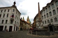 Ljubljana0008 (schulzharri) Tags: slovenien ljubljana europe europa city stadt old town