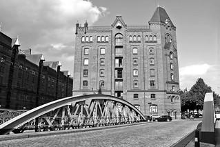 Speicherstadt # 12