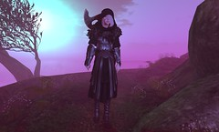 Defeated (Normajean Rae) Tags: noble creations we 3 roleplay second life maitreya lcky enfer sombre mudskin catwa fantasy