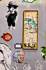 Roma. Trastevere. Street art by Jah, Jesus tifa Toro, Disgusto, Pupo Bibbito, Beaver, Arte su strada-Street on canvas RRR, Cono, Zona, Resh, Culto, Hober, Pizar (R come Rit@) Tags: italia italy roma rome ritarestifo photography streetphotography urbanexploration exploration urbex streetart arte art arteurbana streetartphotography urbanart urban wall walls wallart graffiti graff graffitiart muro muri artwork streetartroma streetartrome romestreetart romastreetart graffitiroma graffitirome romegraffiti romeurbanart urbanartroma streetartitaly italystreetart contemporaryart artecontemporanea artedistrada underground trastevere rionetrastevere artesustrada streetoncanvas rrr cono zona resh culto hober pizar jah jesustifatoro beaver pupobibbito disgusto poster posterart colla glue paste pasteup
