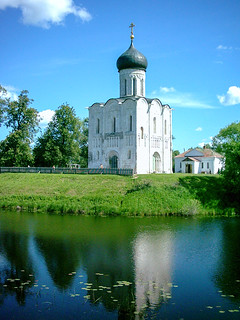 Happy Sunday ! / The Church of the Intercession on the Nerl in Bogolyubovo, Russia / Боголюбово, Россия