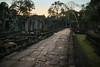Evening in the temple ruins (preze) Tags: taprohm tombraidertemple angkor siemreapprovince kambodscha cambodia südostasien stone steintempel templeruin tempelruine sandstein khmer ruinen