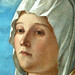 BELLINI Giovanni,1487 - La Vierge et l'Enfant entre Saint Pierre et Saint Sébastien (Louvre) - Detail 59