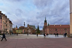 Castle Place, Warsaw, Poland (leo_li's Photography) Tags: staremiasto 世界文化遗产 世界文化遺產 unescoworldheritagesites polska warszawa warsaw poland europe 波蘭 華沙