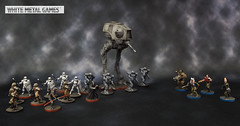 Star Wars Miniatures (whitemetalgames.com) Tags: star wars atdp sentry droid riot trooper clawdite shapeshifter emperor palpatine darth maul ahsoka tano drokatta kotun feralo jarrod kelvin whitemetalgames wmg white metal games painting painted paint commission commissions service services svc raleigh knightdale knight dale northcarolina north carolina nc hobby hobbyist hobbies mini miniature minis miniatures tabletop rpg roleplayinggame rng warmongers