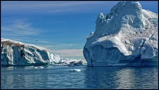 Ilulissat-Eisfjord Grönland - Disko Bay / Baffin Bay - UNESCO-Weltnaturerbe