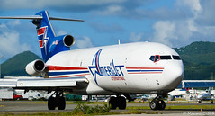 N495AJ 🇺🇸 (Maxime C-M ✈) Tags: airplane caribbean airport travel passion colors exotic sint maarten netherlands aviation old beach clouds island tropical discover beautiful fun holidays summer
