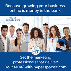 hyperspaceit.com-online-marketing-branding-ad-pic (HyperspaceIT) Tags: millionairemindset entrepreneur marketing sales business money web success socialmediamarketing onlinemarketing startupbusiness businesswoman businessman customers technology successfulwomen successtips wealth cash marketingonline gratitude newbusiness businesslife businessgrowth hyperspaceit