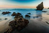 Vibrant El Matador Sunset (JohnLazo19) Tags: california canon5dmarkiv elmatador evening land landscape longexposure malibu nature sunset