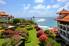 Ocean view from the resort (A. Wee) Tags: bali indonesia 巴厘岛 印尼 hilton resort hotel 希尔顿 酒店 ocean view
