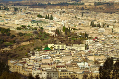 Old City, Fez, Morocco (Bokeh & Travel) Tags: oldcity city fez morocco kingdomofmorocco africa architecture medina colorful beautiful landscape cityscape