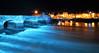 Saint-Goustan (maxlancio) Tags: saintgoustan goustan auray francia france bretagna bretagne notte notturno acqua lunga esposizione porto ponte
