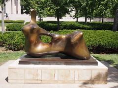 Reclining Figure: Hand (procrast8) Tags: kansas city mo missouri nelson atkins museum reclining figure hand sculpture henry spencer moore art