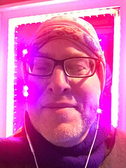 Day 2240: Day 50: Pink (knoopie) Tags: 2018 february iphone picturemail pink doug knoop knoopie me selfportrait 365days 365daysyear7 year7 365more day2240 day50