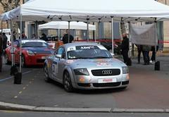 #21 Audi TT - 01 (kinsarvik) Tags: castillonlabataille gironde bordeauxaquitaineclassic rallye rally
