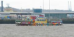 Ferry, Cross The Mersey! ('cosmicgirl1960' NEW CANON CAMERA) Tags: liverpool city riverside mersey urban britain british yabbadabbadoo