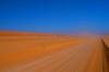 Oman (ClaDae) Tags: oman middleeast desert sand colors blue sky trav travel travelphotography landscape scape road
