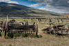 Scenic western view - Old Trail Town - Cody, Wy (DT's Photo Site - Anderson S.C.) Tags: canon 40d tamron 1750mm efs lens codywy wyoming ghost town wagons prarire plains west fence pasture wild rocky grass cattle vintage vanishing wood america u