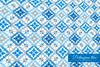 Travel to Lisbon (Slanapotam) Tags: tiles floor ceramic spanish portuguese lisbon delft dutch blue vector vectorart slanapotam quatrefoil pattern patterndesign design surfacedesign spoonflower spoonflowerchallenge fabric