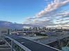 Boston Logan Skyline sunrise (jp.marottta) Tags: sunrise boston bos kbos loganairport eastbostonma eastboston eastie faa atctower clouds skyline necn