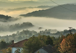 kosmati_Grevena_fog_misty_morning!