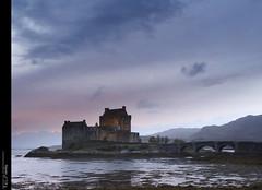 A dream... (Felip Prats) Tags: escocia escòcia scotland eileandonan castillo castle castell nwn