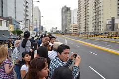 Esperando al Papa Francisco (Arzobispado de Lima) Tags: seleccionar