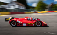 Gebhardt C91 (@raphcars) Tags: gebhardt c91 group c racing spa classic 2017 francorchamps circuit track piste source panning shot filé vitesse speed motion movement red catchy colors canon eos 7d mark ii l series 2470mm canoneos7dmarkii lseries ef2470mmf28liiusm michael lyons driver pilote v8 cosworth prototype proto sportscar peter auto raphcars