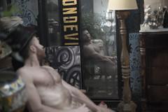 Faith (tim_asato) Tags: timasato franbcn marytorres male modelo masculino nude naked desnudo pit pecs abs legs bicep bulge muscle musculo proyectoares gay gaymagazine heary hunk stud jock man men chico boy sexy sex hot ginger pelirojo spanish spanishboy español portrait retrato lagagge maletas