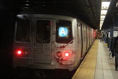 IMG_4848 (GojiMet86) Tags: mta ind nyc new york city subway train 1975 r46 6128 42nd street port authority bus terminal