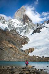 140. Ascención. (Francisco Dei-Cas) Tags: chalten fitz roy cerro patagonia calafate explore argentina nikon d3100 1855 kit discover red discovery