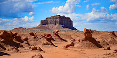 In The Desert. (Don Mosher Photography) Tags: nature desert hiking vacation holiday travel utah