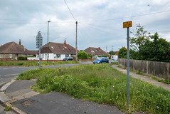 Manor Hall Road, Southwick, Sussex (JohnKemp Photography) Tags: builtenvironment newtopographics outdoors urban location weather southwick street